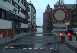 Hochwasser-Lage entspannt sich langsam