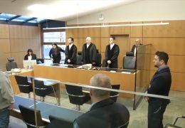 Urteil im Hammermordprozeß