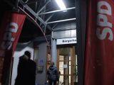 SPD-Parteispitzen werben an der Basis für GroKo