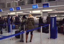 Neue Handgepäck-Regeln bei Ryanair
