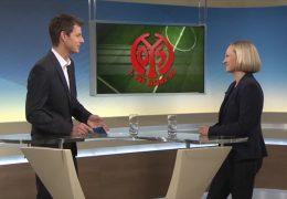 Sie bewirbt sich als die neue 05er-Vorsitzende Eva-Maria Federhenn