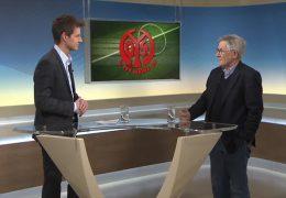 Er bewirbt sich als neuer 05er-Vereinsvorsitzender: Jürgen Doetz