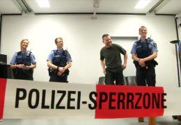 Neues Polizei-Trainingszentrum