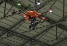 Drohnen für die Polizei