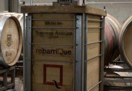 Sind Weinfässer in Zukunft eckig ?