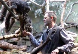 Frankfurt hat einen neuen Zoodirektor