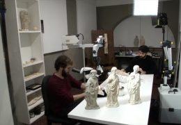 Liebieg-Haus restauriert Rimini-Altar