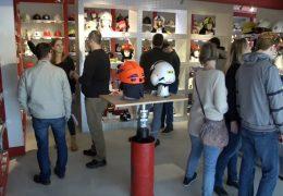 Feuerwehrhelm-Museum in Neu-Isenburg