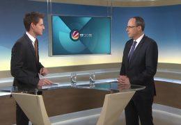 Polizeiliche Kriminalstatistik 2017 für Hessen und Studiotalk mit Innenminister Peter Beuth (CDU)