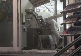 Geldautomaten in Höhr-Grenzhausen in die Luft gesprengt