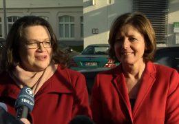 SPD-Politiker werben für Große Koalition