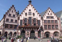 Frankfurt wählt ein neues Stadtoberhaupt
