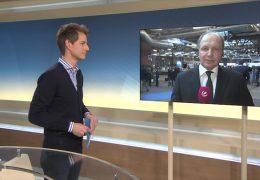 Schalte mit Philipp Stelzner, unser Korrespondent auf dem CDU-Parteitag