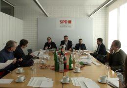 SPD geht auf Distanz zu Marcus Held