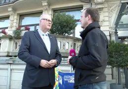 Finanzminister Schäfer ärgert sich über Hahn-Käufer HNA