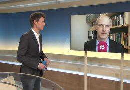 Schalte mit dem Trierer Politikwissenschaftler Dr. Markus Linden