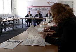 Justizminister äußert sich zur Situationen im Gefängnis Trier