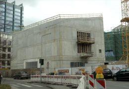Richtfest für Jüdisches Museum in Frankfurt