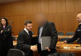 Prozess gegen terrorverdächtigen Ex-Doktoranden Malik F.