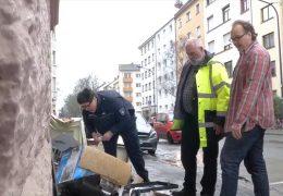 Müllermittler jagen Müllsünder