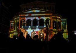 Luminale lässt Frankfurt leuchten