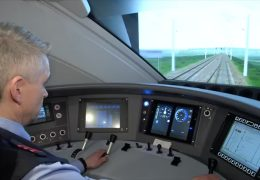 Stromspar-Training im Fahrsimulator