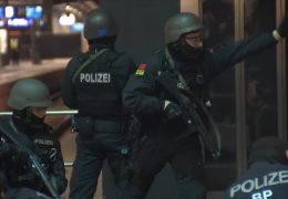 Anti-Terrorübung im Frankfurter Hauptbahnhof