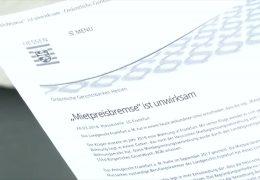 Landgericht erklärt Mietpreisbremse für unwirksam