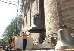 Neue Glocken für den Wormser Dom