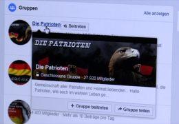 Innenausschuss debattiert über Mitgliedschaften in Facebook-Gruppen