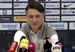 Eintracht Frankfurt im DFB-Pokal-Halbfinale