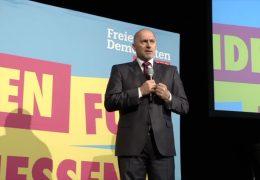 FDP Hessen berät über Programm zur Landtagswahl