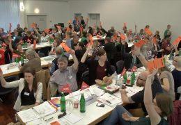Wissler und Schalauske führen Linke in Hessen zur Landtagswahl