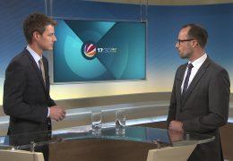 Zu Gast im Studio: Clemens Hoch zum Thema Ehrenamt