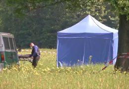 Junge Frau tot im Frankfurter Niddapark gefunden