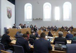 Landtag debattiert über Wirtschaftspolitik