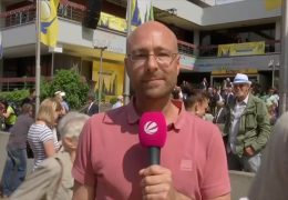 Hessentag startet in Korbach – vor Ort: 17:30-Reporter Michael Heide