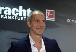 Adi Hütter – der neue Eintracht Trainer stellt sich vor
