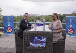 """Das """"17:30 SAT.1 LIVE""""-Sommerinterview: Heute mit Volker Wissing (FDP) dem stellvertretenden Ministerpräsident von Rheinland-Pfalz"""