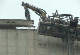 Kühlturm-Abriss in Mühlheim-Kärlich beginnt