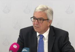 Lewentz legt Verfassungsschutzbericht vor