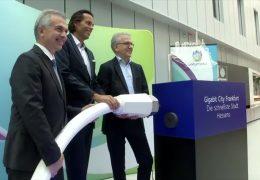 Breitbandgipfel in Frankfurt