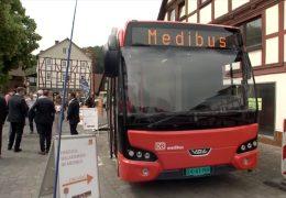 """""""Medibus"""" bringt den Arzt zum Patienten"""