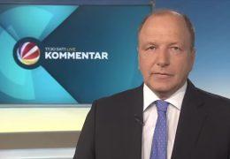 Der Kommentar von Philipp Stelzner