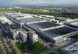 Daimler baut LKW-Werk Wörth aus