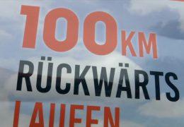 100 Kilometer rückwärts