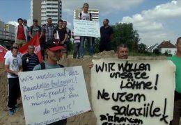 Lohnbetrug an rumänischen Bauarbeitern