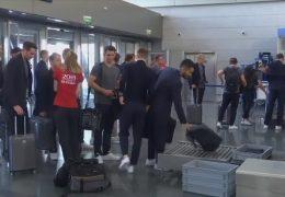 Deutsche Fußball-Nationalmannschaft kehrt zurück