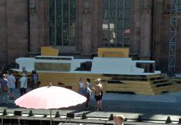 Nibelungen-Festspiele nehmen Form an