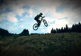 """Der """"17:30""""-Hotspot: Der Mountainbike-Trail auf dem Erbeskopf"""